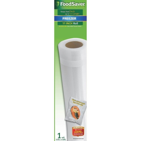 "Food Saver 11"" Foodsav Frz Sgl Roll"