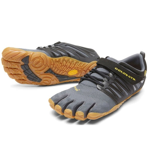 Shop Vibram Men's V-Train Shoe - - gold's gym black/grey/honey - - - 23573008 4b65f0