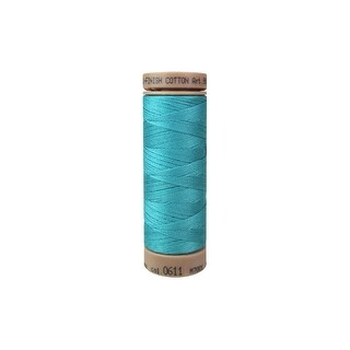 Mettler Silk Finish Cotton #40 164yd BluegreenOpal