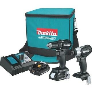 Makita 18V Lxt Drill/Impact Kit CX200RB Unit: BOX