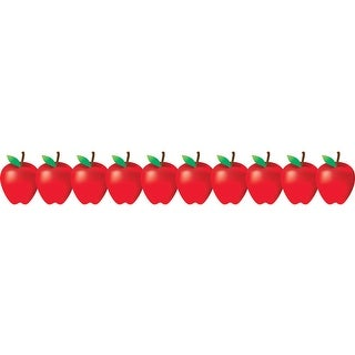 Red Apples Border