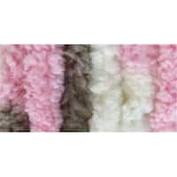 Baby Blanket Big Ball Yarn-Little Petunias