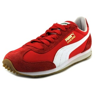 Puma Whirlwind Classic Suede Fashion Sneakers