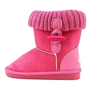 Northside Girls Ana Snow Boots Faux Suede