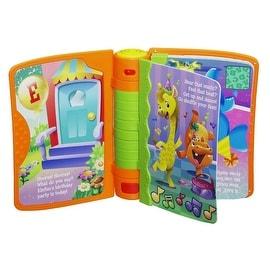 Playskool Learnimals Magic Motion Book Toy