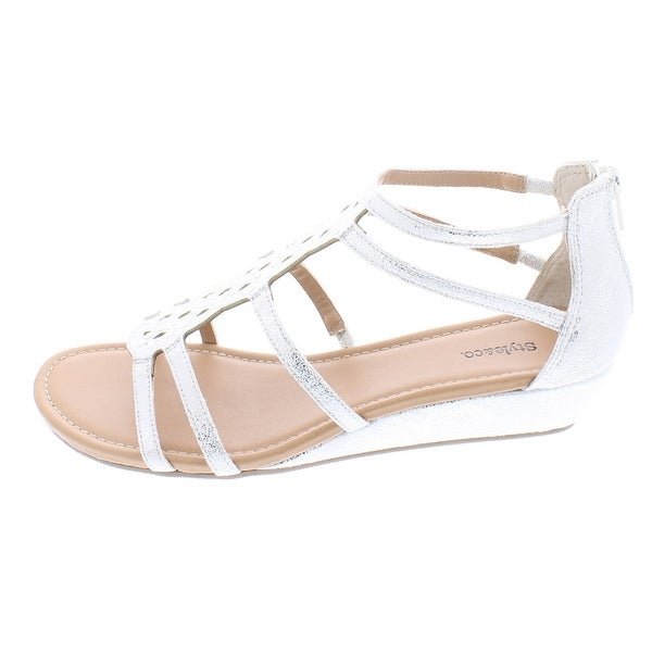 Style& Co. Women's Blayze Wedge Sandals