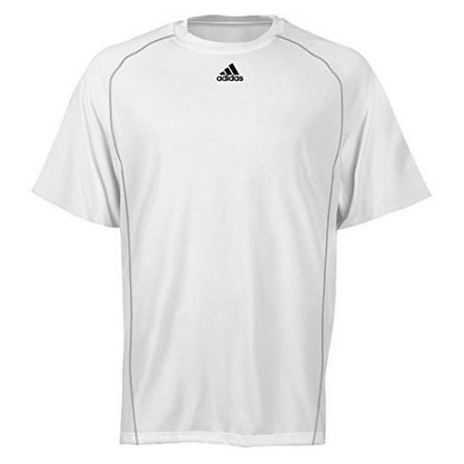 Deportista Embajada Bronceado  Adidas Men's Adult Performance Climalite Tee T-Shirt Wicking Color Choice  2996A - Overstock - 23042866