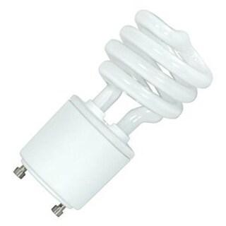 Satco S8203 Mini Spiral Incandescent Lamp, 60 Watts