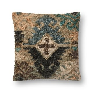 Link to Alexander Home Vernon Boho Diamond Throw Pillow Similar Items in Decorative Accessories