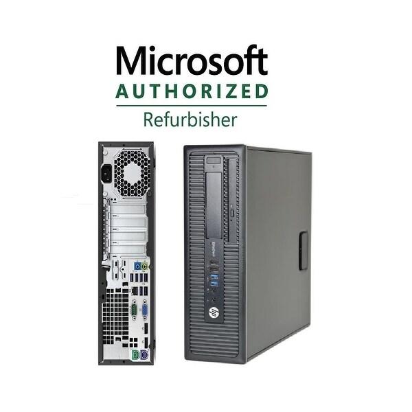 HP 800G1 SFF, intel i5 4570 3.2GHz, 8GB, 120GB SSD, W10 Pro