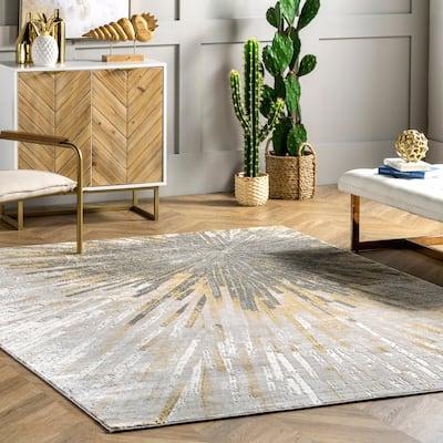 nuLOOM Amaya Abstract Area Rug