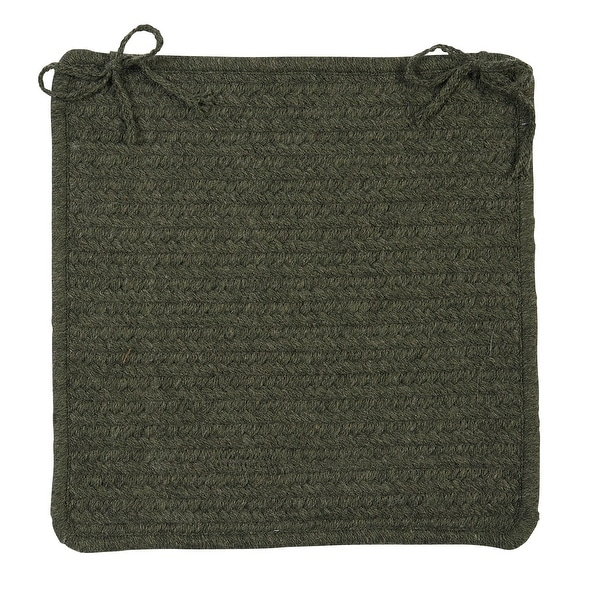 Courtyard Wool blend Chair Pads. Opens flyout.