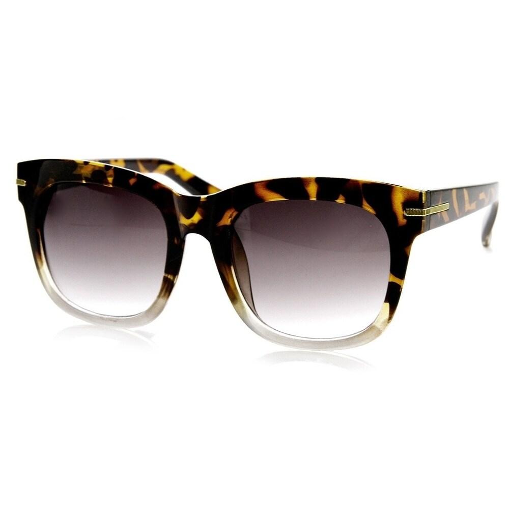 Sunglasses Sun Lovers Style Moscot SLAT8075 Havana Dark//Blue Faded