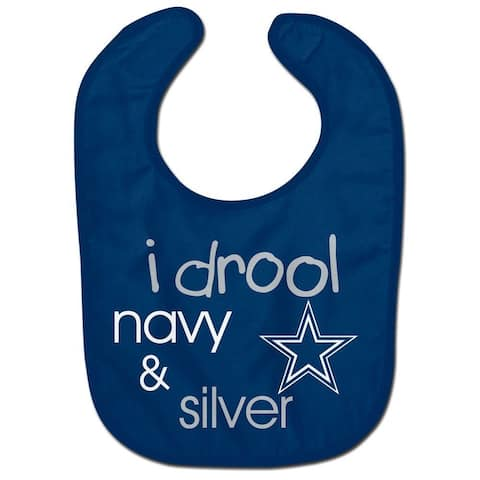Dallas Cowboys All Pro Baby Bib