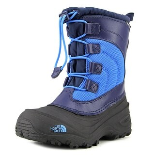 The North Face Alpenglow IV Round Toe Canvas Mid Calf Boot