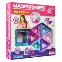 Magformers Inspire Her 14 Piece Set - Multi
