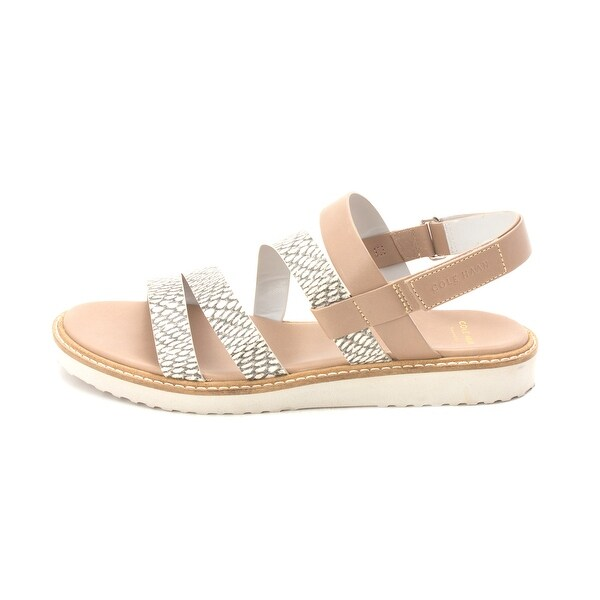 Cole Haan Womens CH1778 Open Toe Casual Strappy Sandals - 6