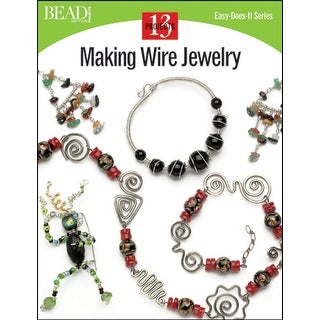Kalmbach Publishing Books-Making Wire Jewelry
