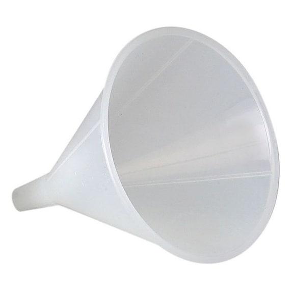 HIC 3392 Plastic Funnel, 4 Oz