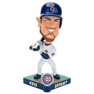 Chicago Cubs Kris Bryant #17 Caricature Bobblehead - multi