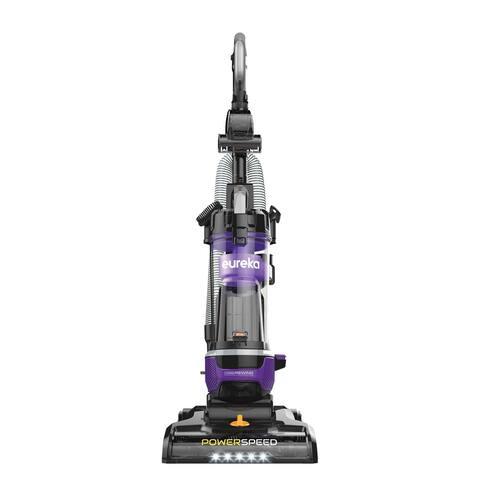 Eureka NEU202 PowerSpeed Cord Rewind Vacuum, Grape Purple