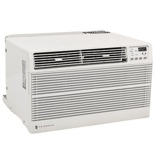Friedrich US12D30C 11500 BTU 208/230V Through the Wall Air Conditioner with Programmable Timer and Remote Control