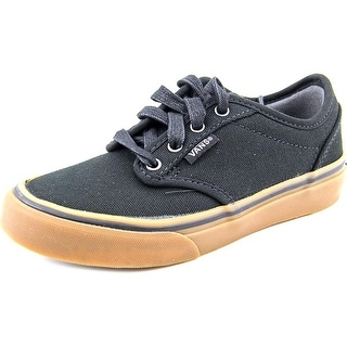 Vans Atwood Round Toe Canvas Skate Shoe