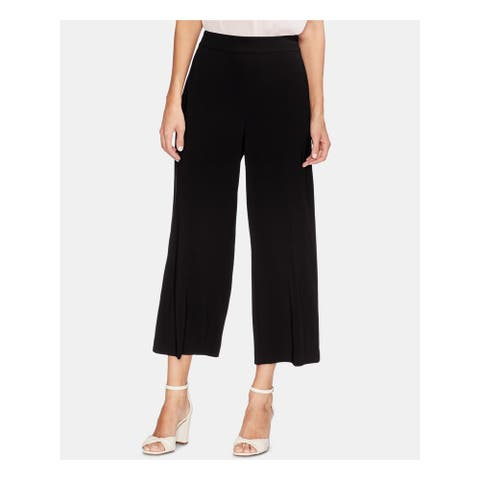 VINCE CAMUTO Womens Black Wear To Work Pants Size 2