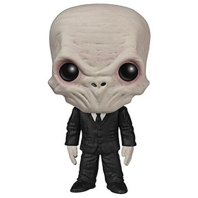Funko POP TV: Doctor Who - The Silence Action Figure - Multi-Colored