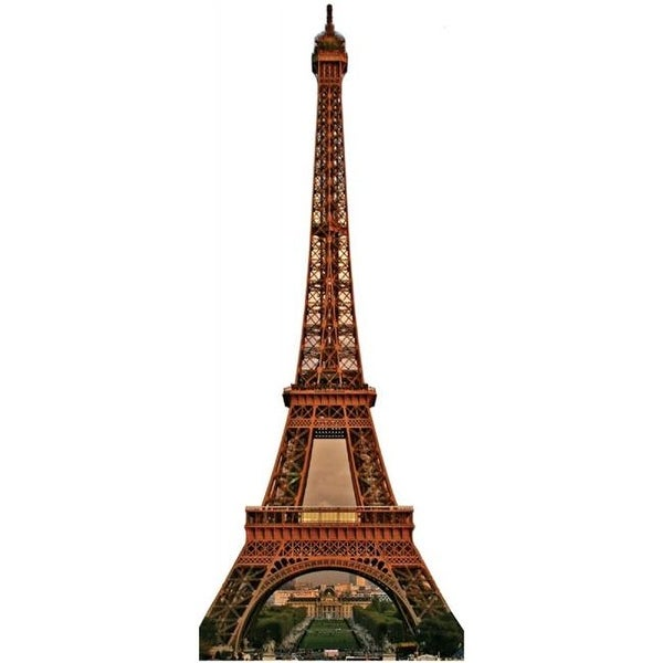 Advanced Graphics 150 Eiffel Tower Cardboard Stand-Up