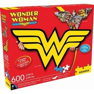 Wonder Woman Logo (Shaped Puzzle)