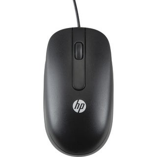 Hp Business Qy778at Usb 1000Dpi Laser Mouse