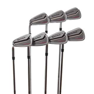 New TaylorMade Tour Preferred CB Irons 3-PW (No 6i) AMT S300 LEFT HANDED|https://ak1.ostkcdn.com/images/products/is/images/direct/1adbb640bc3a444f7713d15480d94ba98de7ec18/New-TaylorMade-Tour-Preferred-CB-Irons-3-PW-%28No-6i%29-AMT-S300-LEFT-HANDED.jpg?impolicy=medium