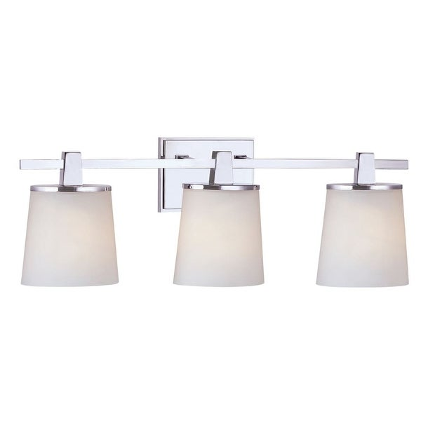 3 light bathroom fixture hampton bay dolan designs 3783 24 shop