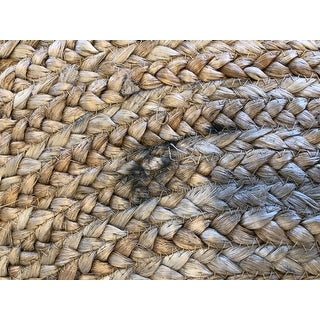 Shop The Gray Barn Dry Creek Eco Natural Fiber Braided Reversible Jute Area Rug On