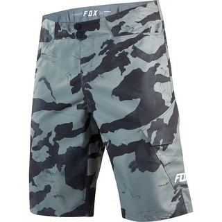 Fox Racing Ranger Cargo Camo Short - 19035-247 - black camo