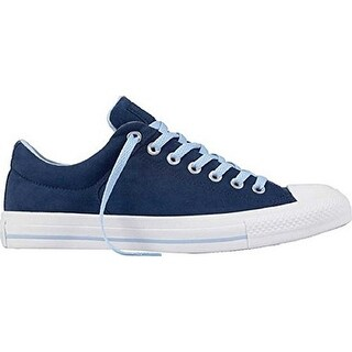 Converse Unisex Chuck Taylor All Star High Street, Navy/Blue Chill/White