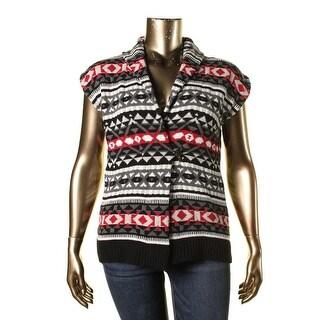 Polo Ralph Lauren Womens Fair Isle Pattern Sweater Vest - XL