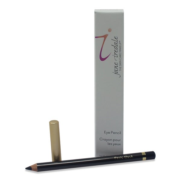 jane iredale Eye Pencil Basic Black 0.04 Oz