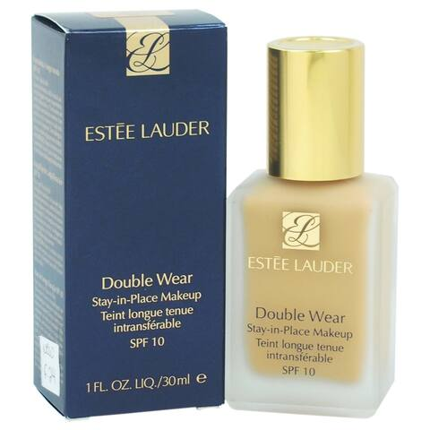 Double Wear Stay-In-Place Makeup Spf 10 - 37 Tawny (3W1) - All Skin Types By Estee Lauder For Women - 1 Oz Makeup