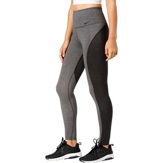 Link to Nike Womens Athletic Leggings Fitness High Rise - Gray - XS Similar Items in Athletic Clothing