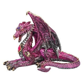 Design Toscano The Dragon of Lynton Stowey Statue