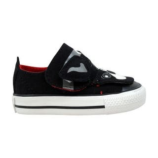763963239a24 Quick View.  28.35. Converse Chuck Taylor Creatures OX Black Mason-White  747620F Toddler