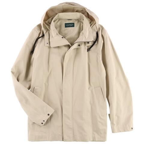 Ralph Lauren Mens Lightweight Raincoat