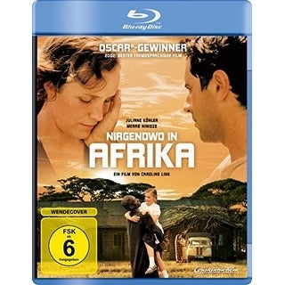 Nowhere in Africa (2002) [DVD]