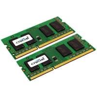 Crucial CT2K4G3S1339M Computer RAM Module w/ 8GB 2 x 4GB DDR3 SD RAM
