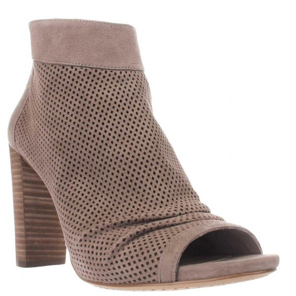 Vince Camuto Cosima Ankle Booties, Stone Taupe