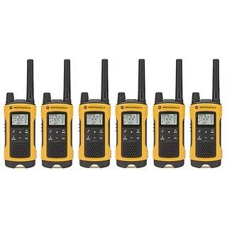 Motorola T400 (6 Pack) Two Way Radio