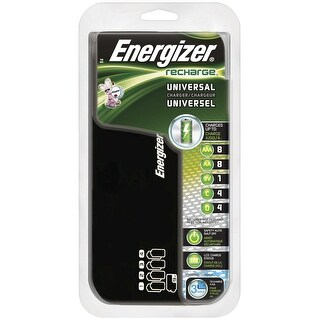Energizer Family NiMH Battery Charger