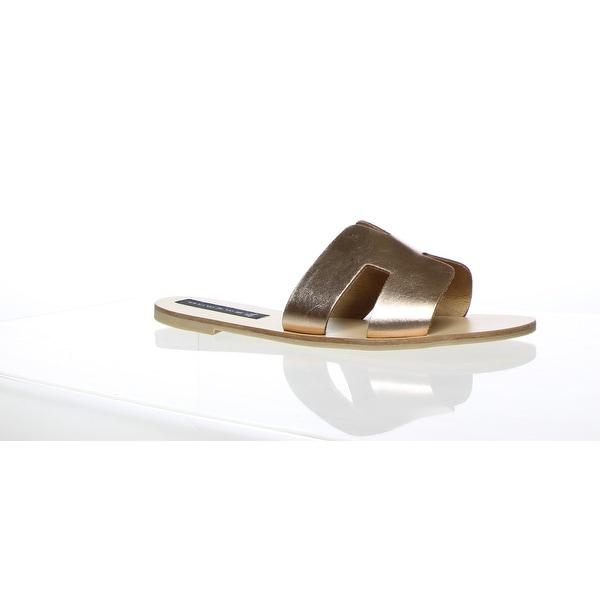 ad340fb630f Shop Steve Madden Womens Greece Rose Gold Slides Size 10 - Free ...